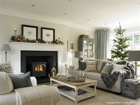 Neutral Living Room With Fireplace 17 Best Ideas About Modern Country On Country