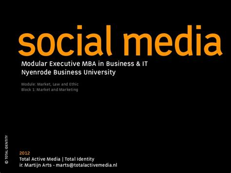 Social Media Mba Snhu Classes by Social Media Executive Mba Course
