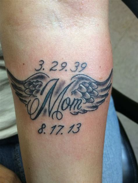 mom memorial tattoo best 20 memorial tattoos ideas on