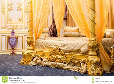 da letto lussuosa da letto lussuosa con letto a baldacchino