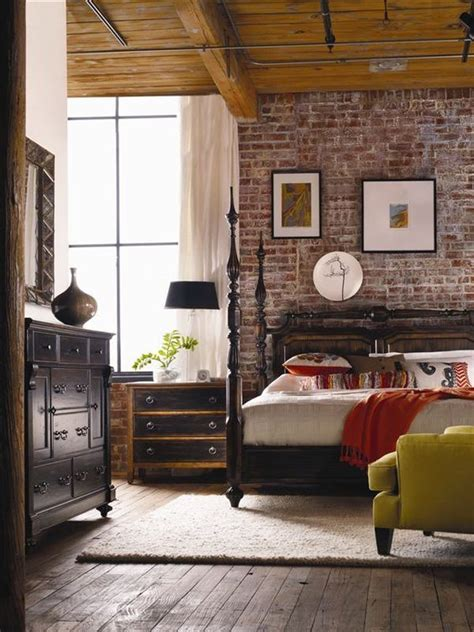 bricks for wall decor best 25 brick wall bedroom ideas on