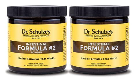 Dr Schultze Stomach Detox Located by Dr Schulze S Intestinal Formula 1 Colon