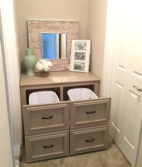 Laundry Dresser by 25 Best Ideas About Laundry Basket Dresser On