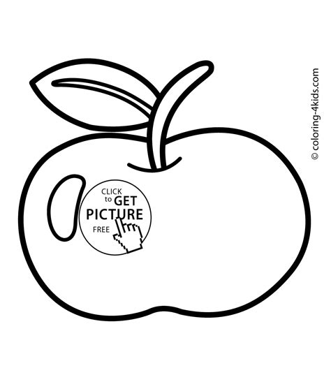 apple logo coloring pages apple tree leaf half cutted and whole coloring page