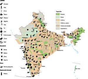 agriculture map india agricultural map our cartographers made india