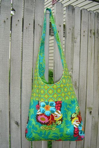 One Polar 3192 Sling Bag Green fashioned by meg my favorite bag pattern