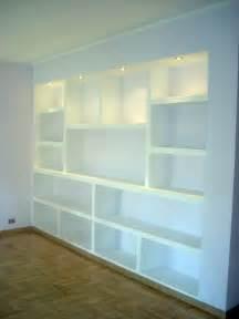 Design House Lighting Catalog parete attrezzata realizzata in cartongesso 44990 jpg 675
