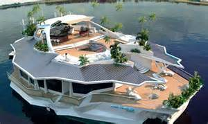 Wrap Around Deck Designs 10 luxury yachts with unique amp ridiculous features