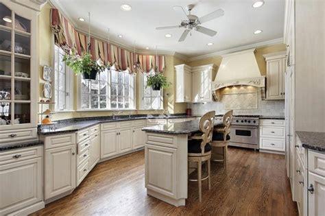 bath and kitchen design 25 kitchens with hardwood floors