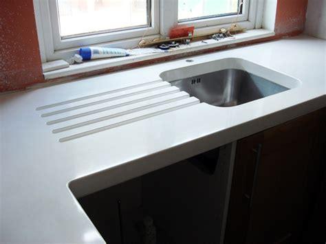 concrete kitchen sink drain plumbing concrete slab