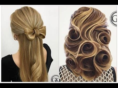 gossip girl hairstyles youtube top 10 amazing hair transformations beautiful hairstyles