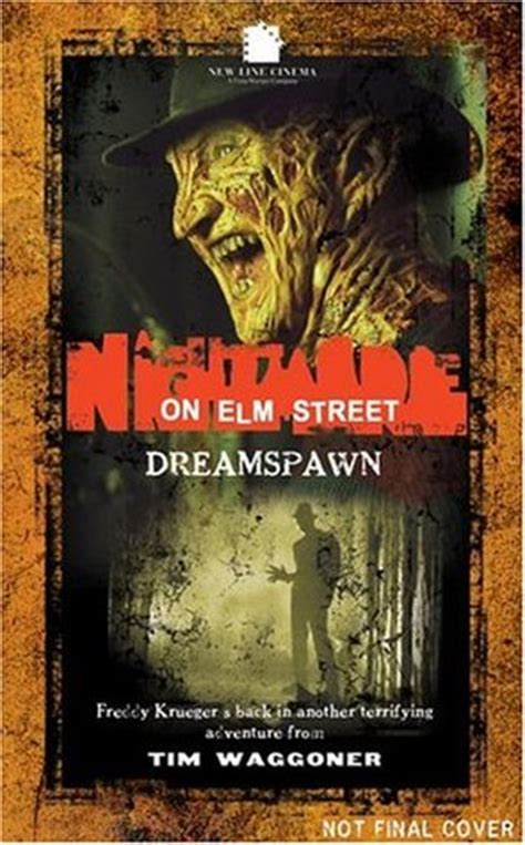 nightmare books a nightmare on elm dreamspawn by christa faust