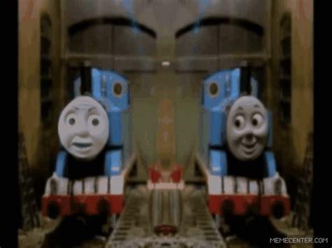Thomas The Tank Engine Face Meme - thomas o face thomas the tank engine know your meme