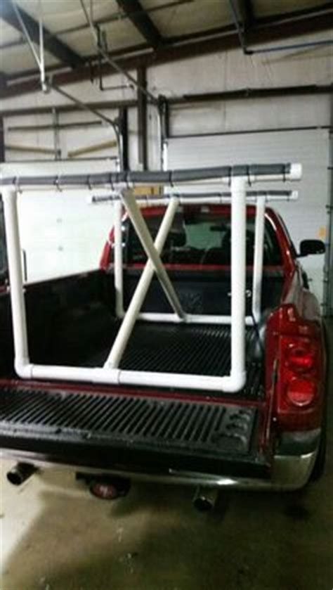 Diy Ladder Rack Truck by 1000 Ideas About Kayak Rack For Truck On