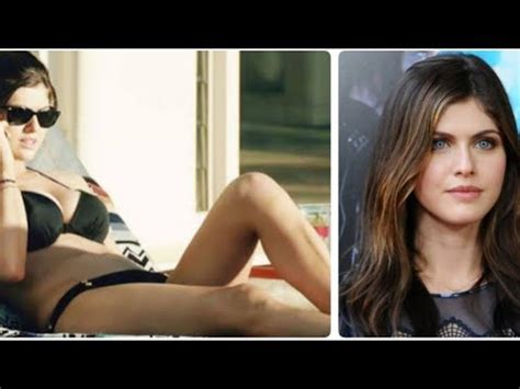 Alexandra Daddario Moist And Nipple Poking Behind The Baywatch Layover 2017 Movies Star Alexandra Daddario From
