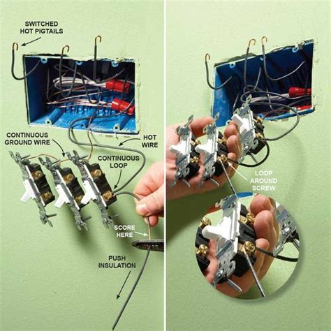 electrical wiring techniques 9 tips for easier home electrical wiring the family