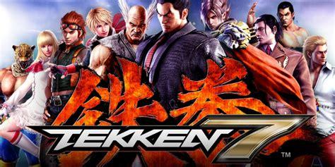 Kaset Ps4second Tekken 7 new releasing in june 2017