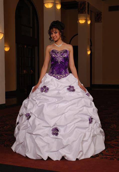 imagenes de vestidos de novia y quince años purple fashion vestidos de 15 a 241 os