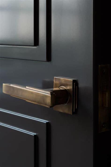 Black Interior Door Knobs The 25 Best Black Door Handles Ideas On Handles For Doors Door Handles And Pocket