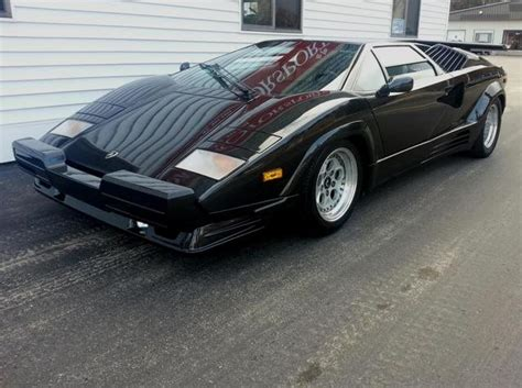 1990 Lamborghini Countach For Sale Classic Italian Cars For Sale 187 Archive 187 1990
