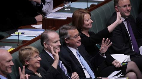 labor front bench three years of labor how was it for you breaking