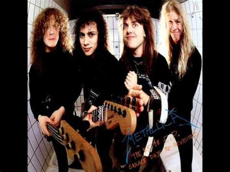 Garage Days Re Revisited by Metallica Garage Days1987 Re Revisited E P Album Info