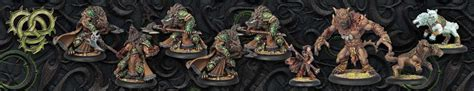 Faced Battle Box by With The New Hordes Two Player Battle Box