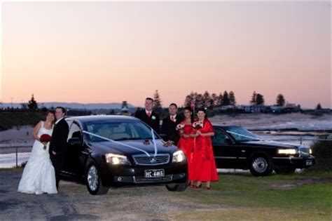 Car Hire Port Macquarie Airport by Limousines Wedding Cars Central Coast Newcastle
