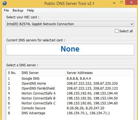 best open dns server 5 utilities for changing dns servers in windows reviewed