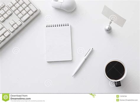 Working Desk office desk stock images image 11979734