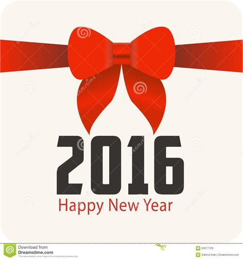 new year template 2016 new year 2016 vector template stock vector image 63577700