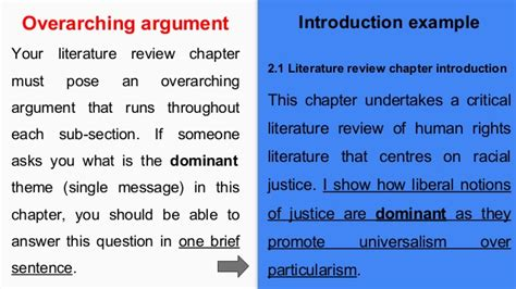 how to write a dissertation chapter how to write a dissertation literature review chapter