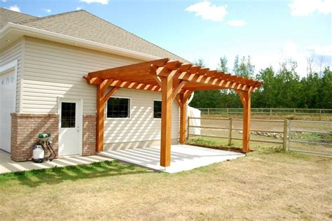 how to build a pergola on concrete 26 best images about shade ideas on construction joinery and shed plans