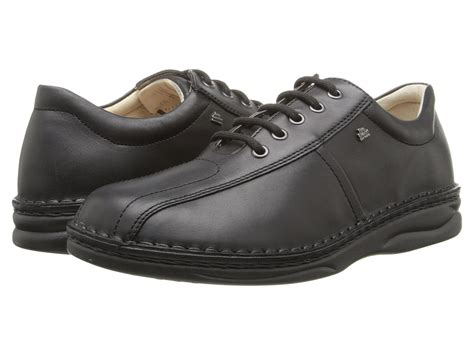 finn comfort shoe finn comfort dijon 1101 in black for men lyst