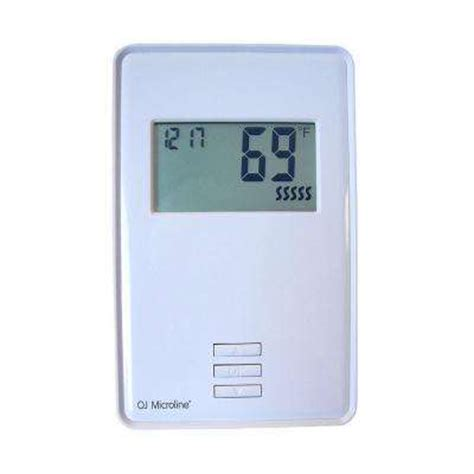 oj electronics non programmable thermostats