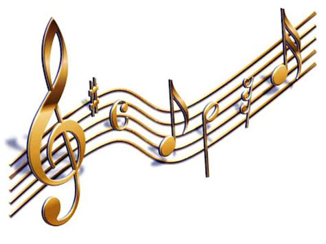 Vale Nota White Gold notas musicais
