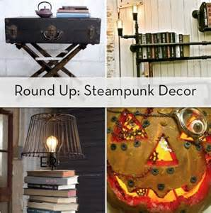 Diy Steampunk Home Decor by Roundup 7 Diyable Steampunk Decor Projects Curbly