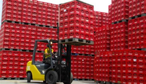 30 Square Meters by Coca Cola Build A New Distribution Center In Cibitung