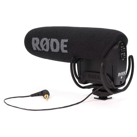 Rode Videomic Pro Rycote rode videomic pro rycote 171 mikrofon