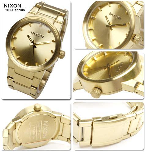 Nixon A160502 Cannon All Gold mkcollection rakuten global market nixon canon a160 502