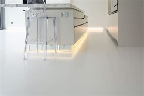 Poured Resin Floor by Resin Flooring For Family Room And Kitchen Diner