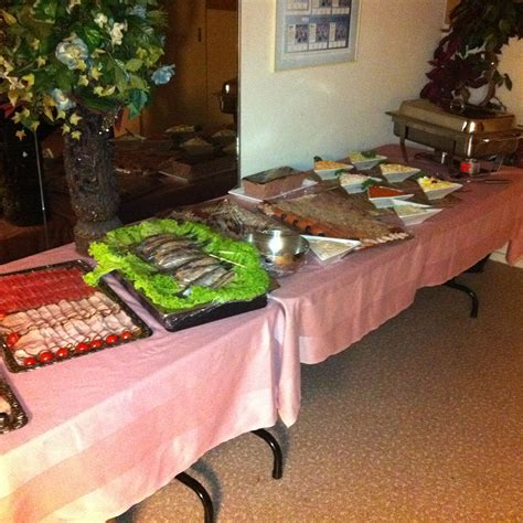 buffetten aan huis salades en buffetten aan huis h h catering service