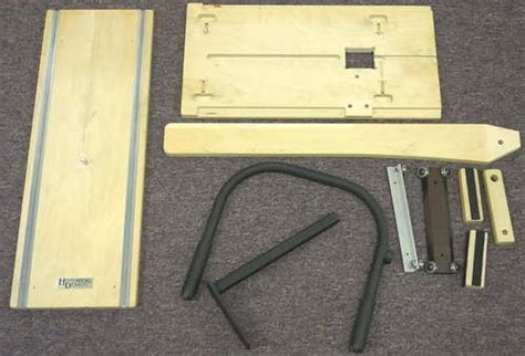 Hinterberg Machine Quilting Frame by Hinterberg Design Machine Quilting Frame W