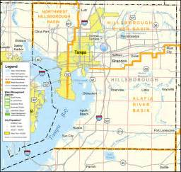 hillsborough county florida map southwest florida water management district hillsborough