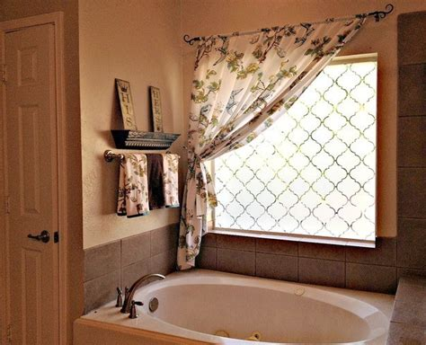 how to make bathroom window private 31 cheap tricks for making your bathroom the best room in the house