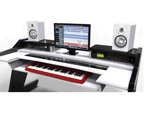 white workstation desk beat desk white studio desk workstation furniture