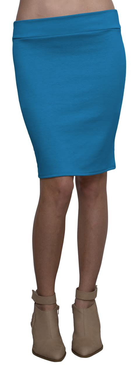 gravity threads womens above the knee office wear pencil