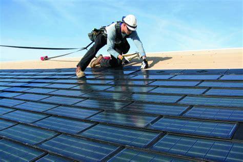 solar roof light shedding light on solar shingles