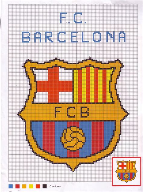 Imagen En Punto En Cruz El Escudo De Emelec | escudos de equipos de futbol punto de cruz manualidades