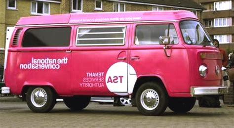 pink volkswagen van volkswagen kombi van surfing wagon project for sale vw